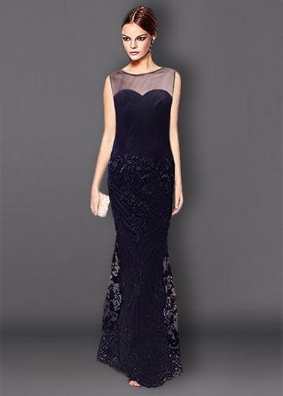שמלות ערב 2015 EVW1486