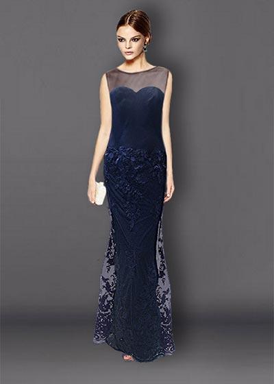 שמלות תחרה TIT1846