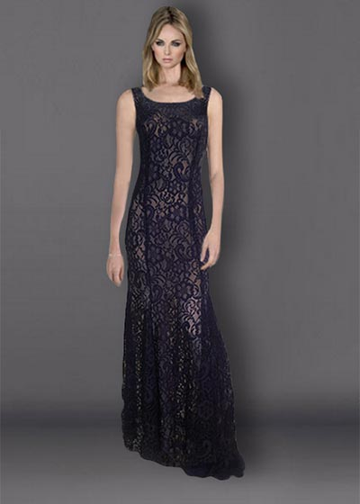 שמלות ערב תחרה TIT824