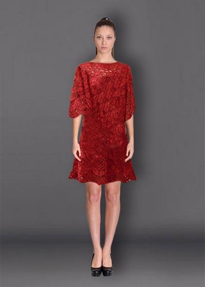 שמלות תחרה TIT814