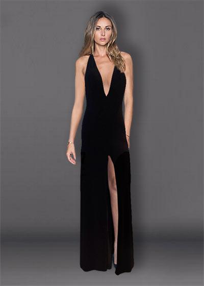 שמלת ערב 3161